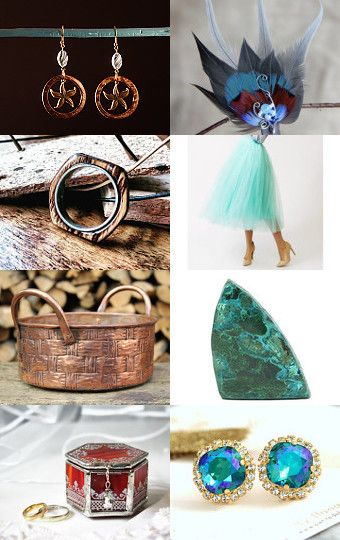June finds by Natalia on Etsy--Pinned with TreasuryPin.com