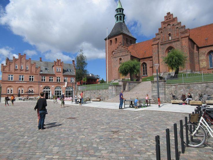 Svendborg torv #visitfyn #visitsvendborg