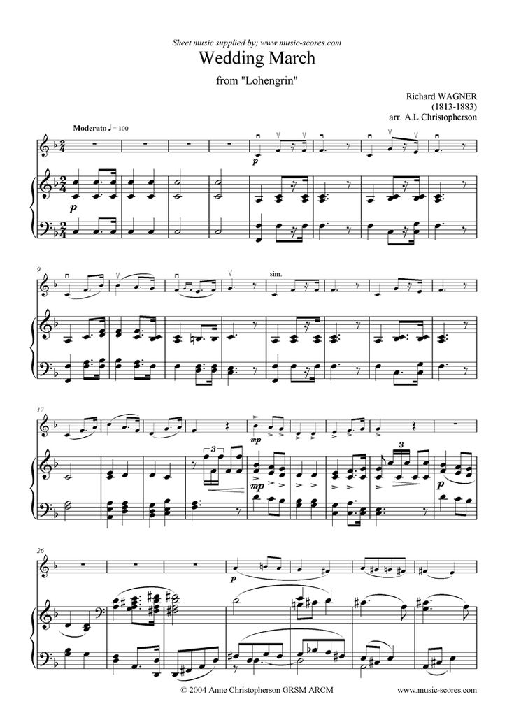 Wedding dress piano sheet music printable attractive Wedding dress piano sheet
