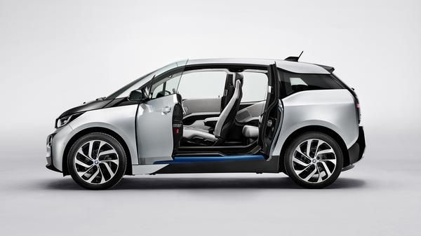 BMW i3: The game-changing EV?