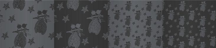 #Frutke #LottiHaeger #Patterns #Fabrics