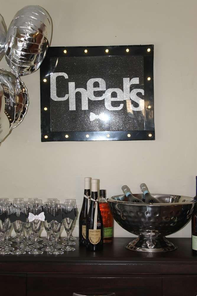 Tuxedo Birthday Party Ideas | Photo 1 of 19