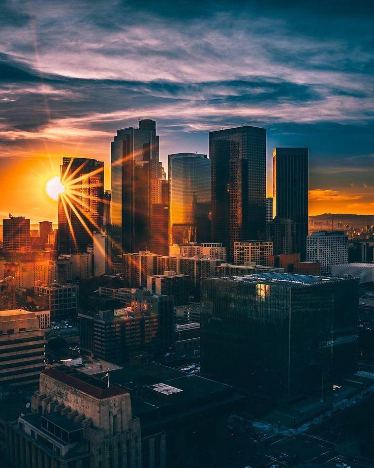 этим картинки город на восходе солнца многим людям