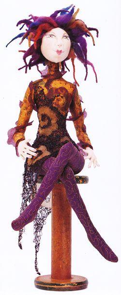 Stump Cloth Art Dolls | Stump Doll and Stuffed Cloth Doll