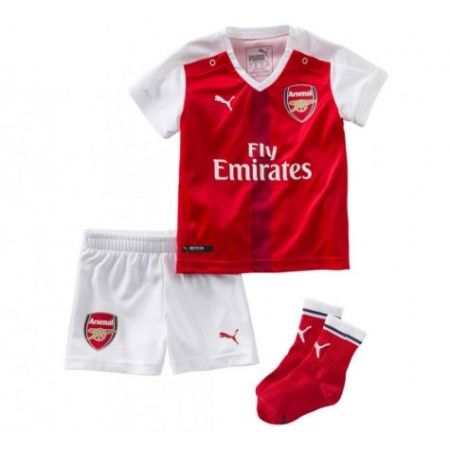 #Arsenal Trøje Børn 16-17 Hjemmebanesæt Kort ærmer.199,62KR.shirtshopservice@gmail.com