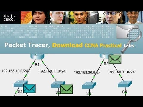 Configuring Static Route With Cisco Packet Tracer (Four Routers)| Latest...