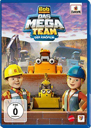 Bob der Baumeister - Das MEGA Team - Der Kinofilm: Amazon.de: DVD & Blu-ray