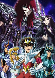 Saint Seiya      I really am suck a sucker for this old school anime and manga.