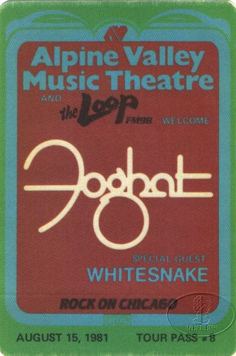 Best Foghat Tour Posters Images On   Concert Posters