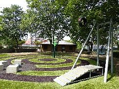 Wicksteed Case Studies: London Borough of Waltham Forest, Cann Hall Park , London