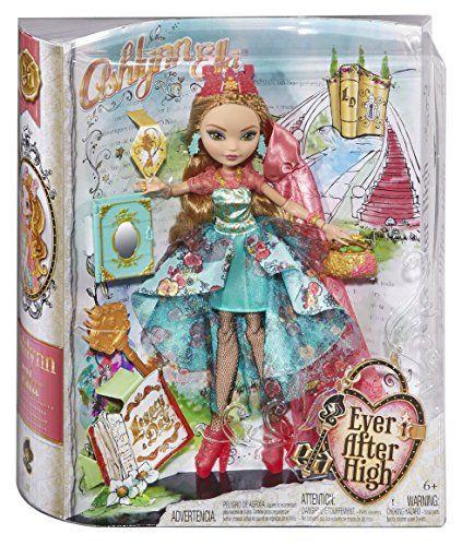 【楽天市場】エバー アフター ハイ (モンスターハイ) 人形 ドール フィギュア アシュリン・エラ Ever After High Legacy Day Ashlynn Ella Doll:i-selection