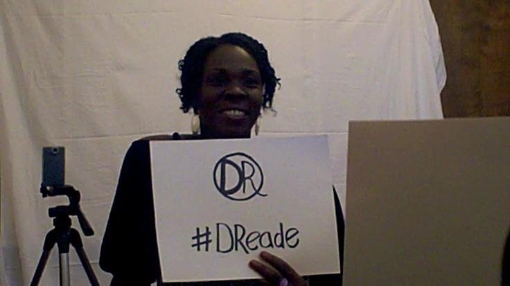 #DReade: Duane Reading, Reading Dreads
