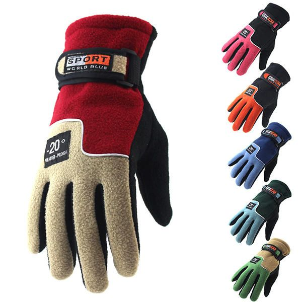 Outdoor Sports Full Finger Gloves for  Climbing Bike Bicycle Cycling Glove Korea