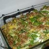 Overnight Egg Bake | AllFreeCasseroleRecipes.com