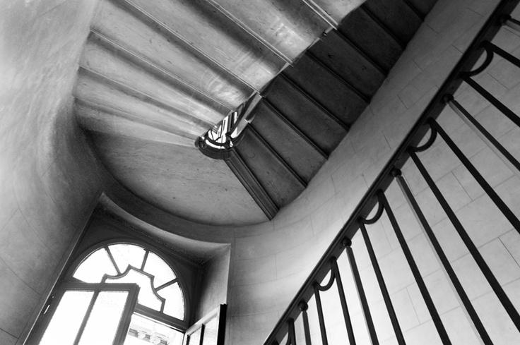 Casa Ponti, arch. Gio Ponti, arch. Emilio Lancia, via Randaccio, Milano (Foto di Tommaso Giunchi)