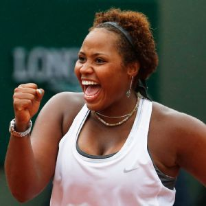 Taylor Townsend - A champion in the making despite negative comments about her weight!!
