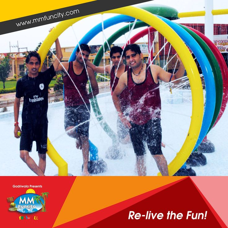 Come to MM Fun City, the biggest water cum amusement park of Chhattisgarh and re-live the fun.  For More: https://goo.gl/Su9dWZ #MMFunCity #Rides #BestWaterpark #WaterRides #WaterSlides #WaterPark #Thrill #Joy #Excitement #Fun #Raipur #Chhattisgarh