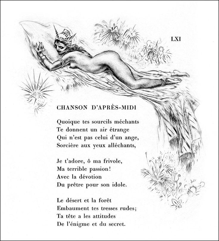 les fleurs du mal english pdf
