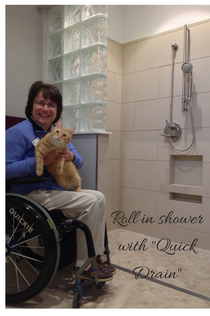 best 25 roll in showers ideas on pinterest wheelchair