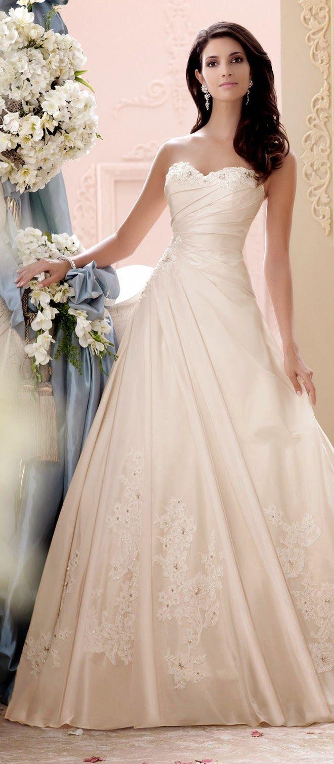 david-tutera-for-mon-cheri-Wedding_dresses-spring-2015-21 - Belle The Magazine