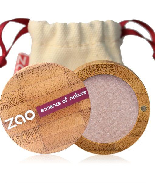 ZAO – Sombra de ojos mate – 204: Vieux Rose Doré    Maquillaje Cosmética Natural ecológica