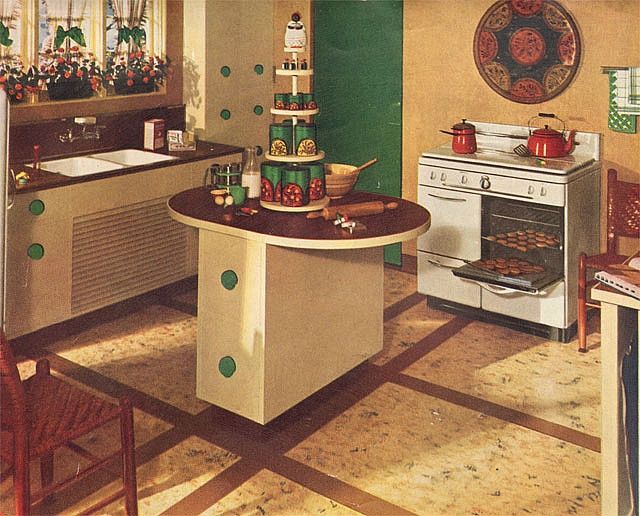 island for kitchen oval island a vintage kitchen photos and 13094