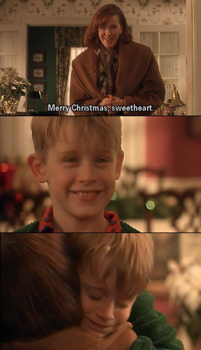 what is Christmas without Home Alone movies?? :)