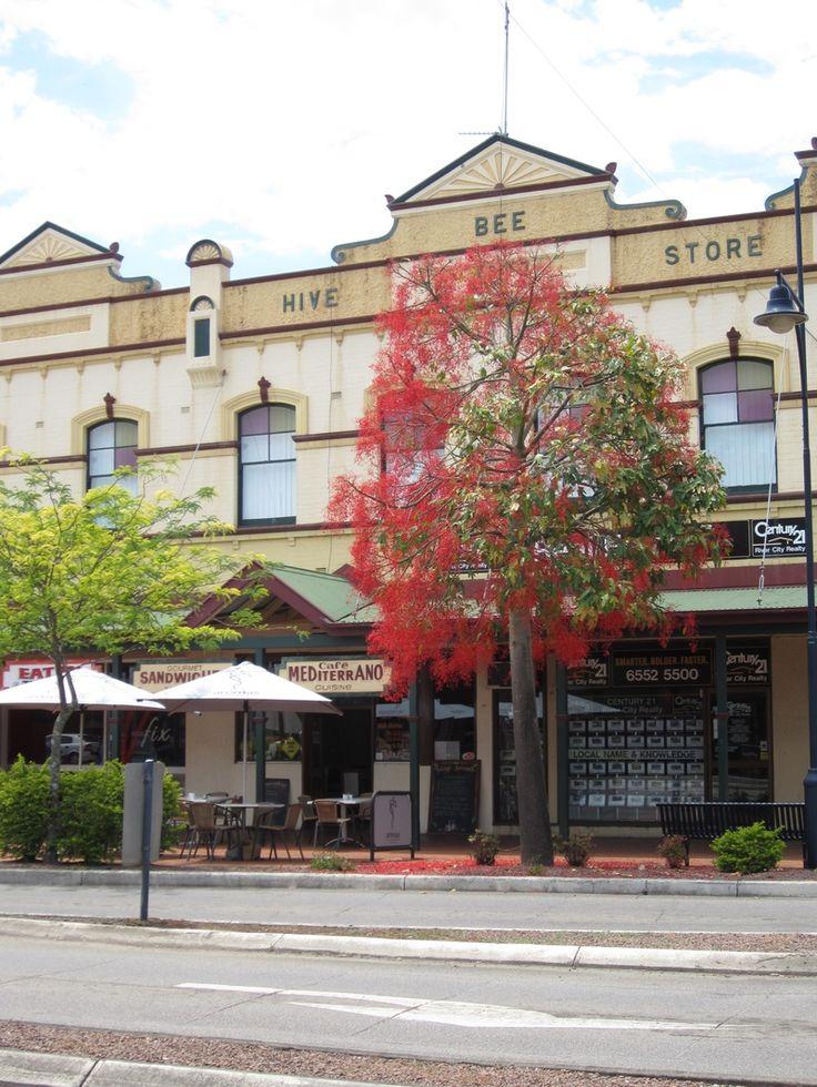 Cafe Meditterano, Taree, NSW, Australia