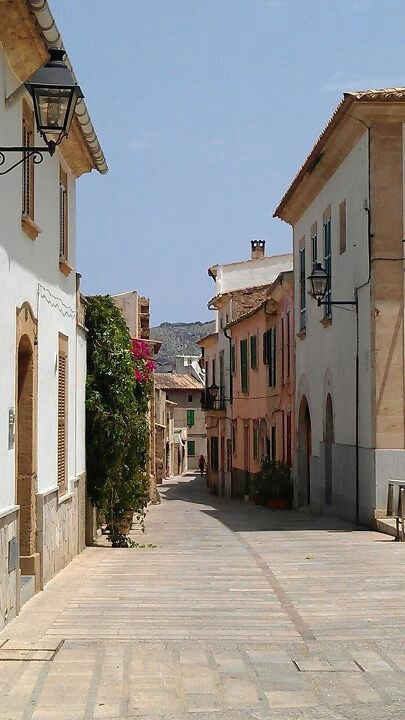 Old town, Alcudia