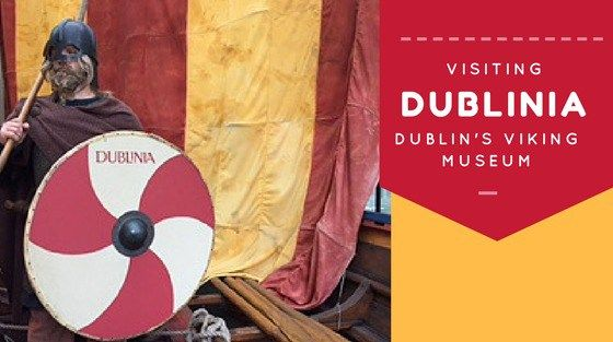 Great Dublin attractions for families: Dublinia, our day with the Vikings