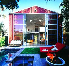 17 best images about pre engineered metal buildings on for Red barn prefab
