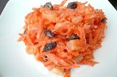 Mi Cocina Rápida: Ensalada Dulce de Zanahoria
