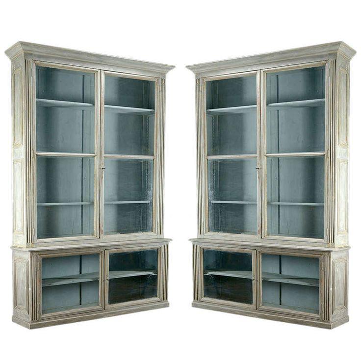 Best 25 Glass Door Bookcase Ideas On Pinterest