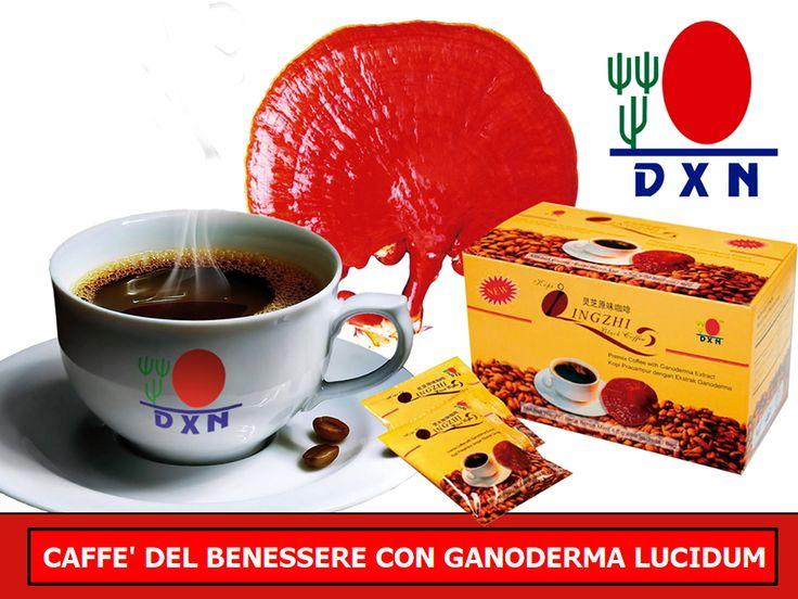 Vuoi un caffè che ti aiuti a perdere peso? Prova il Caffè del Benessere con Ganoderma Lucidum. Senza zucchero. Qualità arabica 100%. Puoi ordinarlo da qui >>> http://www.ganoshop.it/shop/bevande/lingzhi-black-coffee oppure contattandomi al numero 320.94.52.236 (anche tramite Whatsapp)