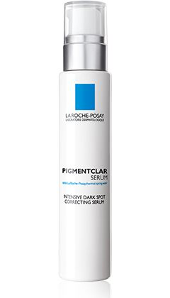 Serum Pigmentclar the Pigmentclar range by La Roche-Posay SERUM ANTI-STAIN, ANTI-DULL COMPLEXION CORRECTOR INTENSIVE Stain, dullness, lack of radiance: the new dermatological correction prolonged * efficiency.