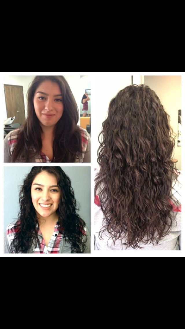 American wave. The new perm | Hair | Pinterest | Perms and ...