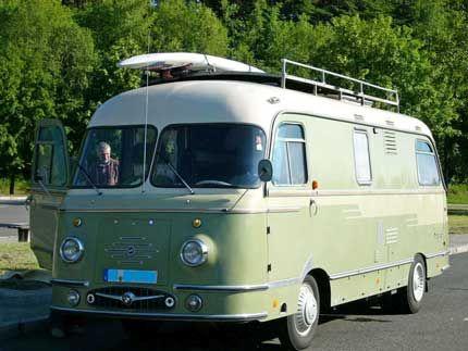 Célèbre Les 84 meilleures images du tableau Camping cars oldies sur  NF98