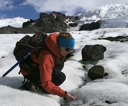 Easy Glacier Hike in Skaftafell Iceland on Vatnajokull | Glacier Guides