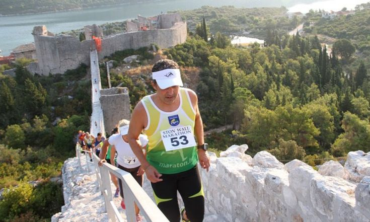 Ston Wall Marathon is just around the corner #croatia #dubrovnik #marathon