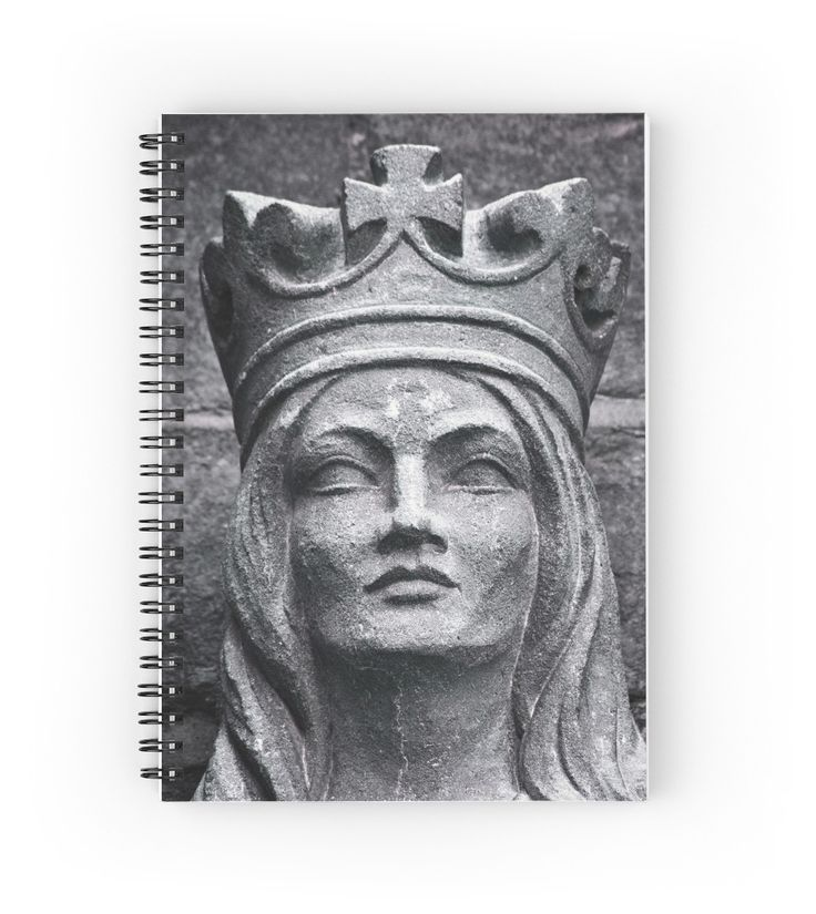 Strong Women notebook by Vicki Field
