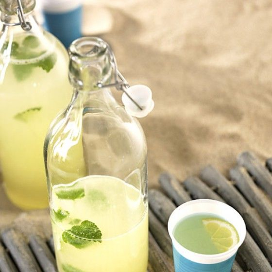 ESSEN & TRINKEN - Zitronenlimo Rezept
