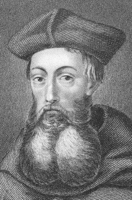 """The exiled Yorkist Cardinal, Reginald Pole who consistently called for a Catholic """"Crusade"""" on England, which resulted in his entire Yorkist family back in England to be purged."""