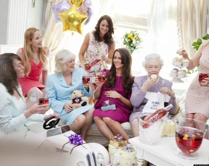 Baby Shower Etiquette For Mom To Be It Would Be Better If You Know The Baby
