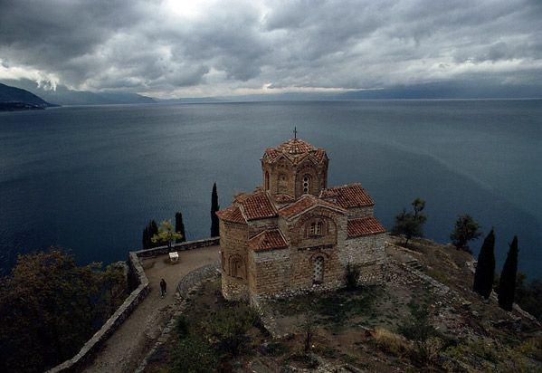 Ohrid Lake