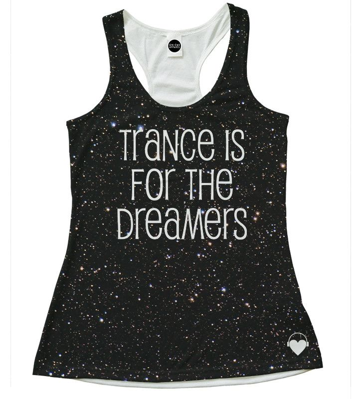 Trance Is For The Dreamers RB