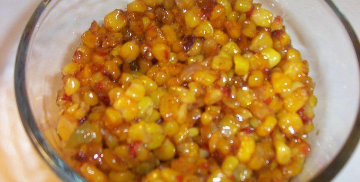 Corn Maque Choux Fried Corn Recipe - Genius Kitchen