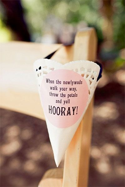 Personalize Your Wedding - Unique Wedding Ideas | Wedding Planning, Ideas & Etiquette | Bridal Guide Magazine