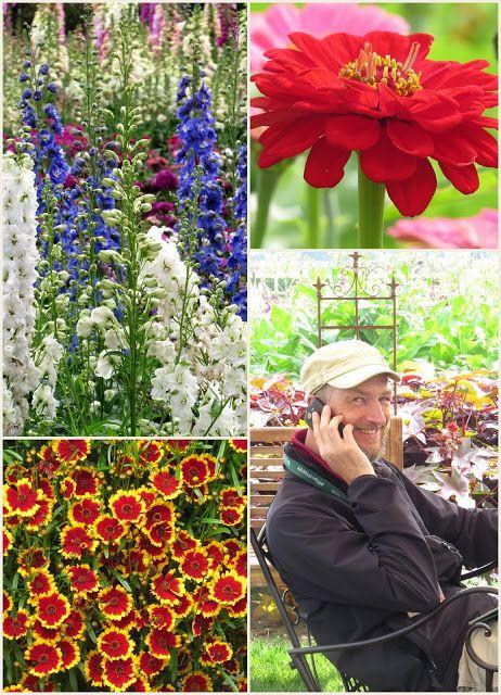 Impressionen Gartenbloggertreffen bei Volmary