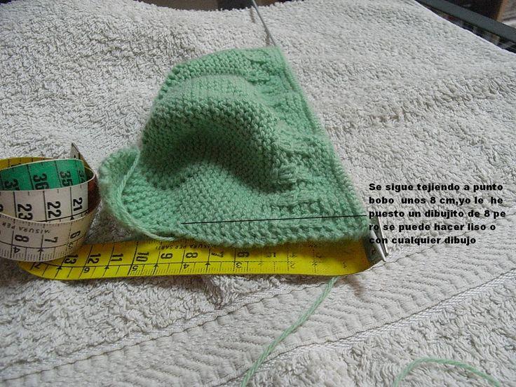 Aqui os dejo un tutorial de un gorro en lana del NENUCO,espero que os guste, es muy facil   Se necesita,agujas del 2,5 ,lana de Bebe y una ...