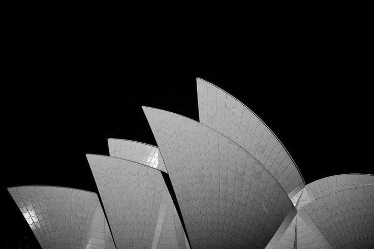 Sails Up Sydney Opera House